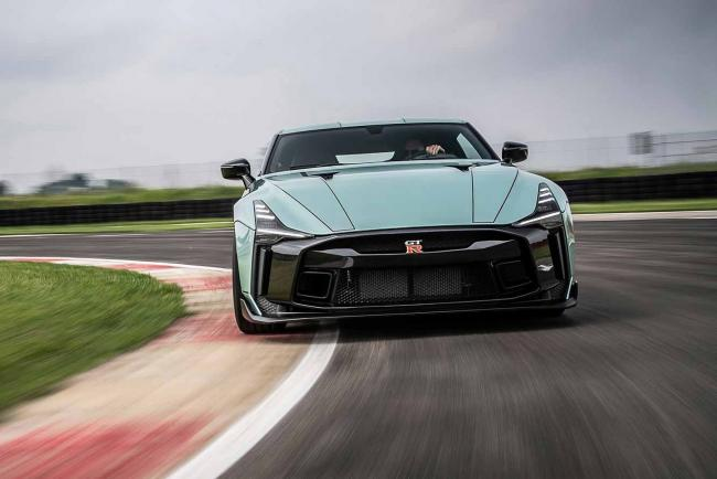 50 by Italdesign