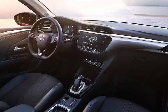 Fiche technique Opel Corsa électrique 2021