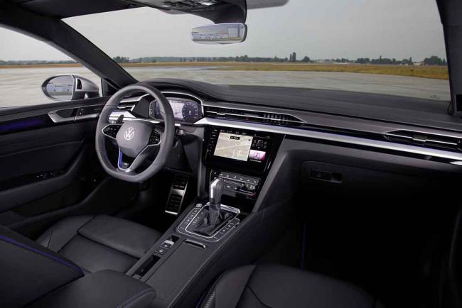 Fiche technique Volkswagen Arteon R 2021